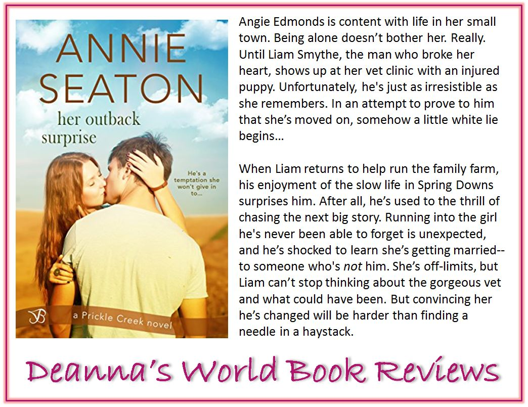 Her Outback Surprise by Annie Seaton blurb