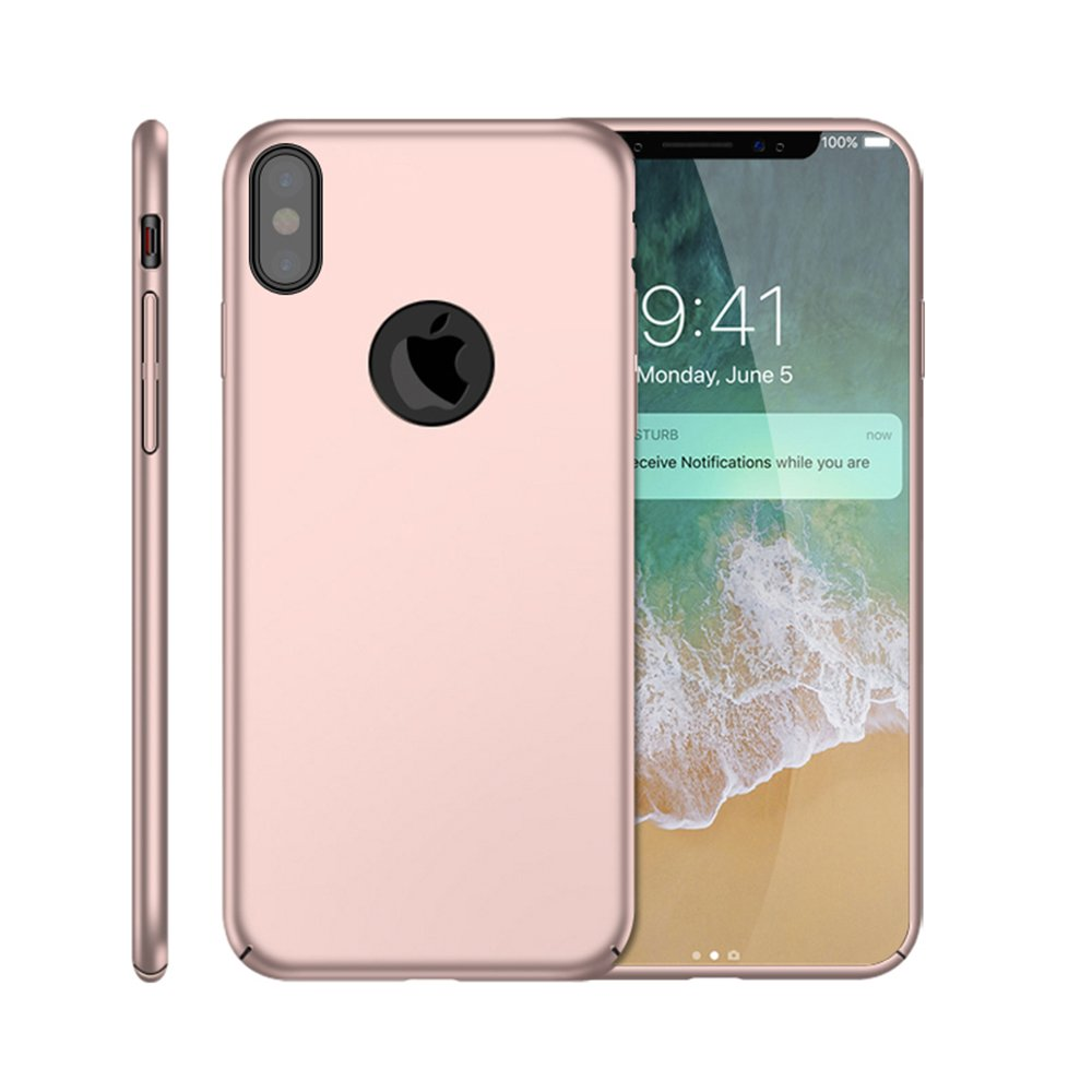 Thin-Slim-Hard-Case-Tempered-Glass-Cover-For-Apple-iPhone-X-XS-XR-Max-10-8-7-6s miniatuur 48