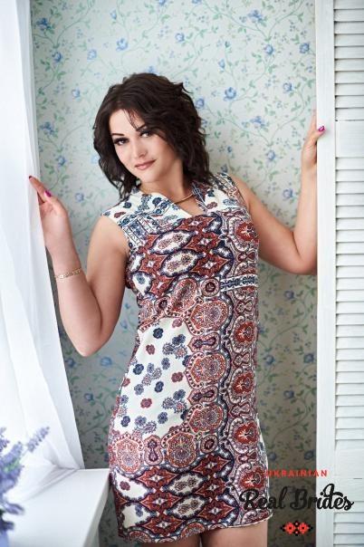 Photo gallery №7 Ukrainian lady Ariadna