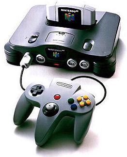 Nintendo N64 Emulator