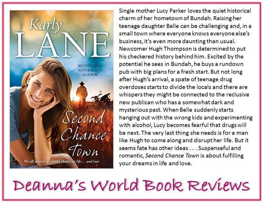Second Chance Town by Karly Lane blurb