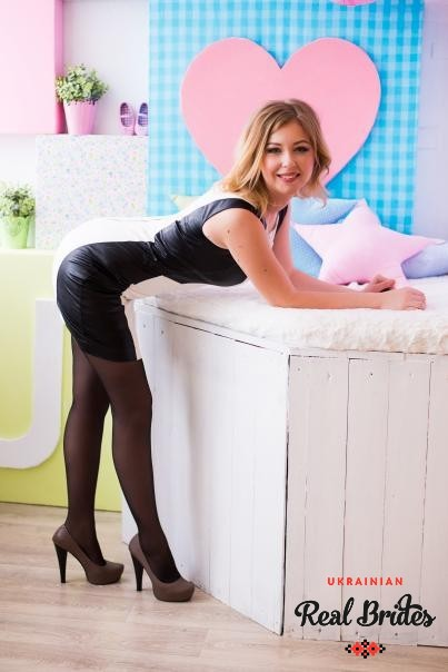 Photo gallery №10 Ukrainian bride Yaroslava