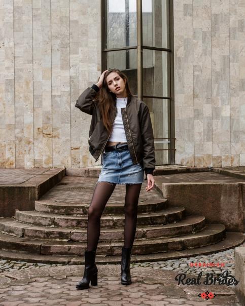 Photo gallery №2 Ukrainian girl Olga