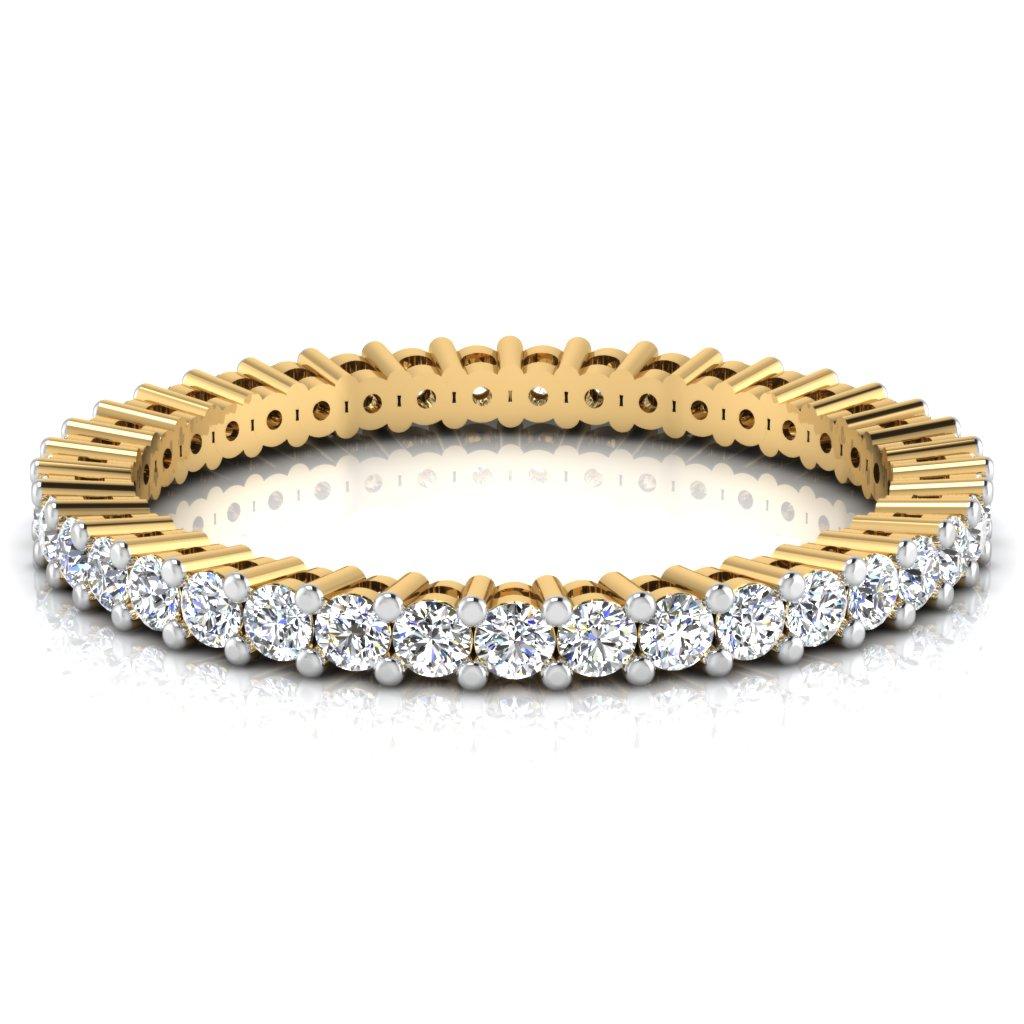 The Lighten Charm Diamond Band