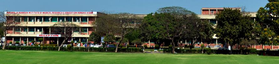 Maharaja Agrasen Medical College, Agroha Image