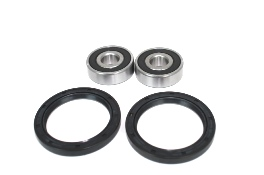 Front Wheel Bearings and Seals Kit Kawaski KX250 1978 1979 1980 1981