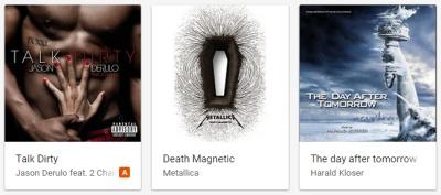 Chart-Hits, Heavy Metal oder doch klassische Soundtrack: Immer passend zur Stimmung.