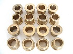 Boss Bearing Y-ATV-ARM-1001B-5H6 Upgrade 16 Bronze A Arm Bushings Yamaha Warr...