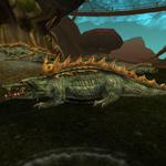 Krokodýl s ocelovými zuby