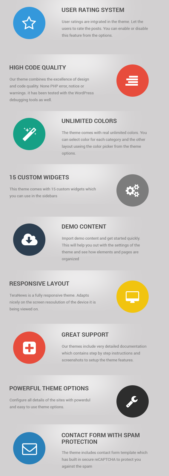 TeraNews - Responsive WordPress Magazine Theme - 5