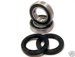 Front Wheel Bearings and Seals Kit Kawasaki KVF400 A Prairie 4x4 1997-2000