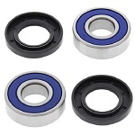 Front Wheel Bearings and Seals Kit Yamaha YFM80 Badger 1985 1986