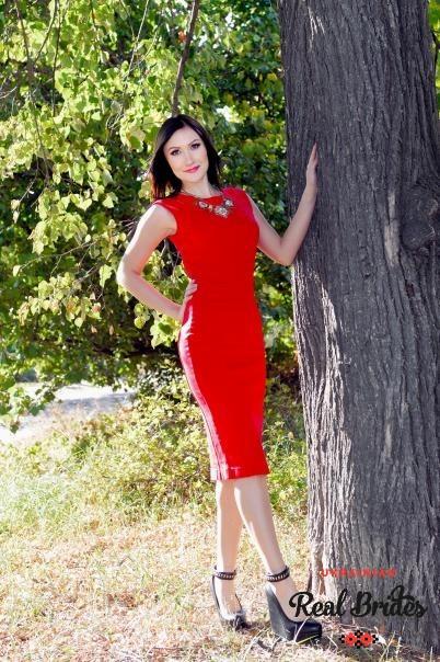 Photo gallery №5 Ukrainian bride Elvina