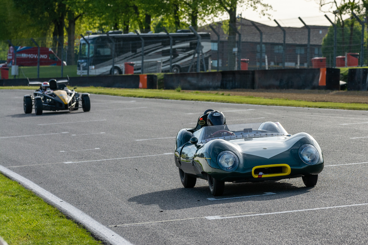The 96 Club revives track events for its 40th anniversary
