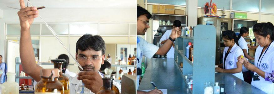 Dr. M.V. Shetty College of Medical Lab Technology Image