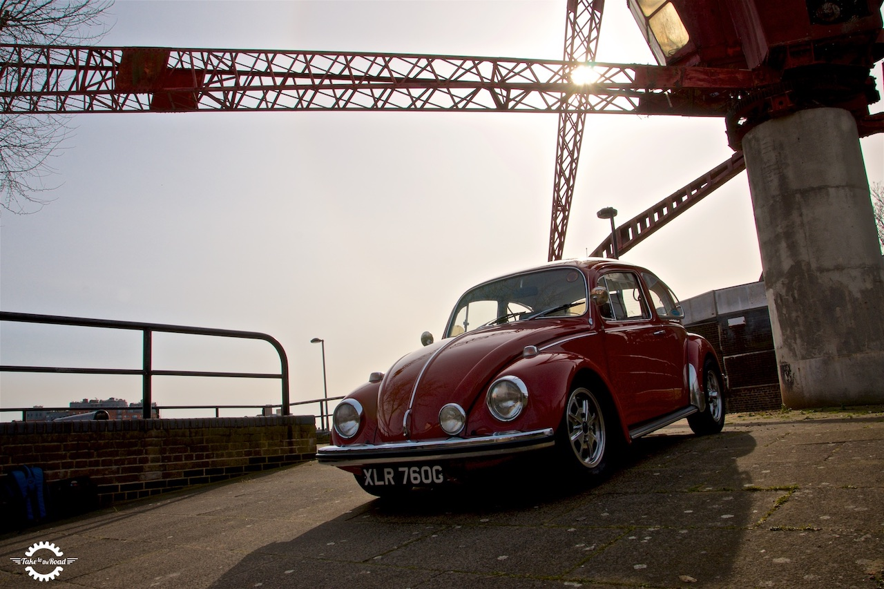 Take to the Road Video Feature 1968 VW Beetle