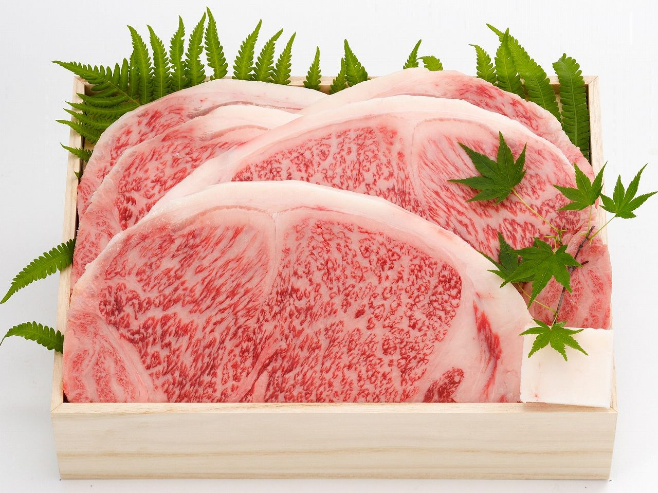 サーロインステーキ 米沢牛