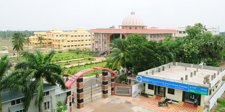 Sri Vasavi Engineering College, Tadepalligudem