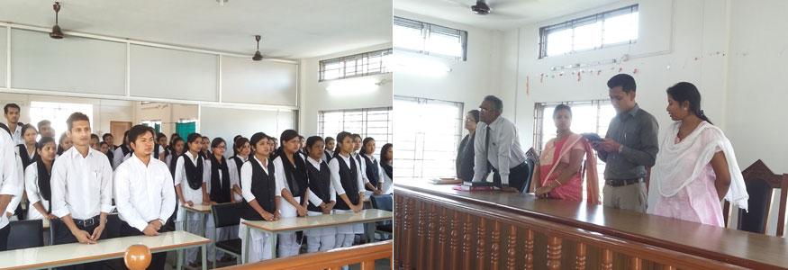 Dr. R. K. Barua Law College