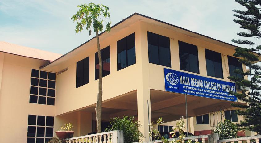 Malik Deenar College of Pharmacy, Kasaragod