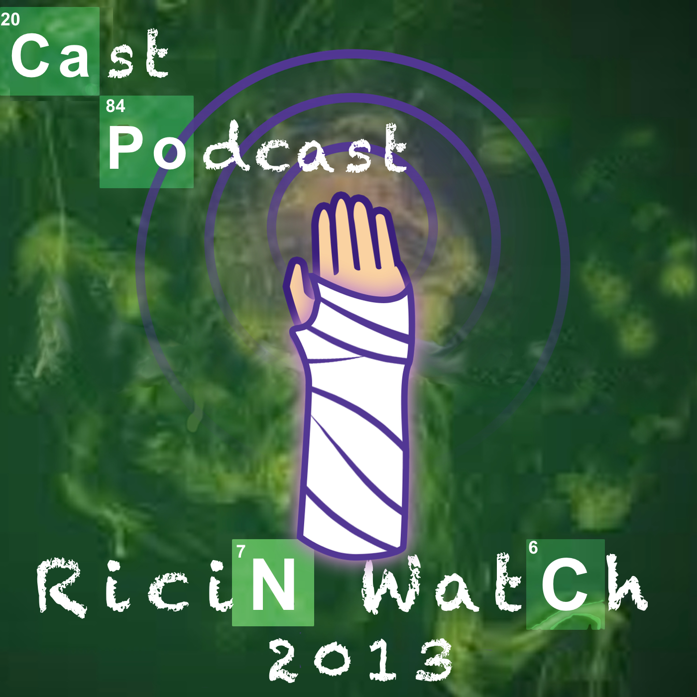 Ricin Watch: 2013 - a Breaking Bad Podcast