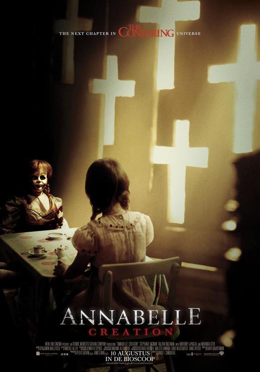Annabelle: Creation (16+)