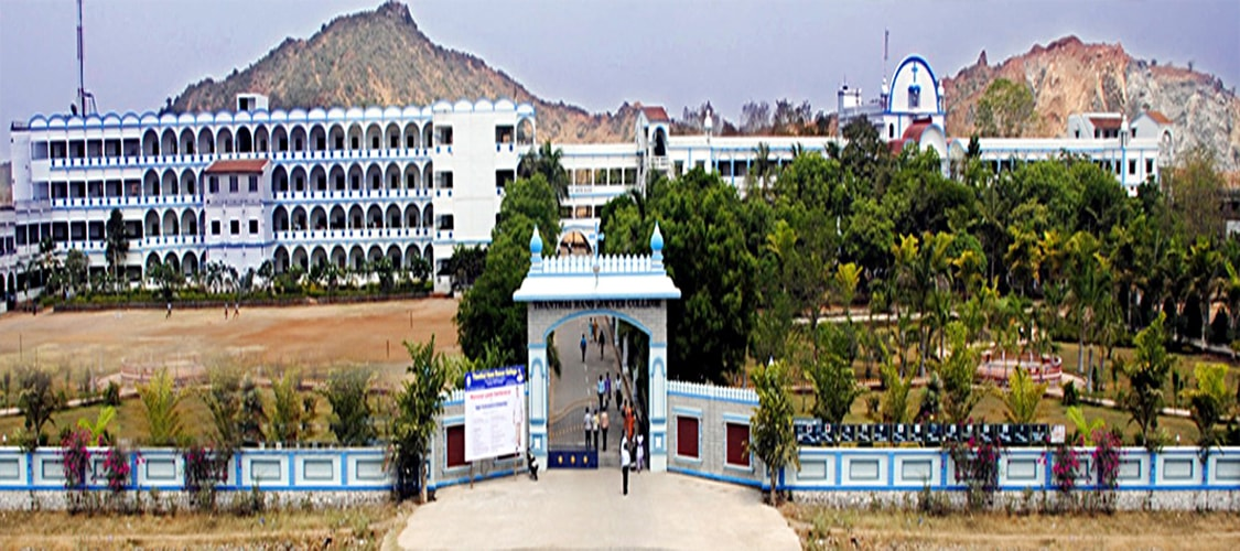 Thanthai Hans Roever College Of Nursing