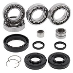 Front Differential Bearings and Seals Kit Honda TRX420FA Rancher 2015