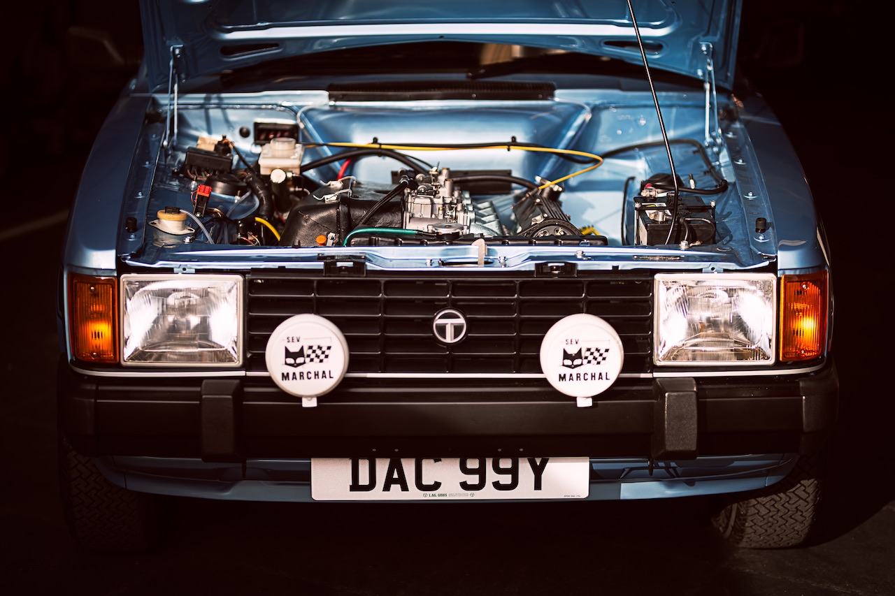 Tolman restored Talbot Sunbeam Lotus set for London Concours