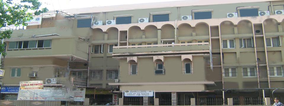 Lions Club Sadhu Ram Eye Hospital Image