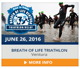 Breath of Life Ventura Triathlon