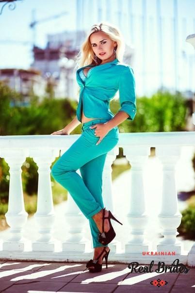 Photo gallery №5 Ukrainian girl Svetlana