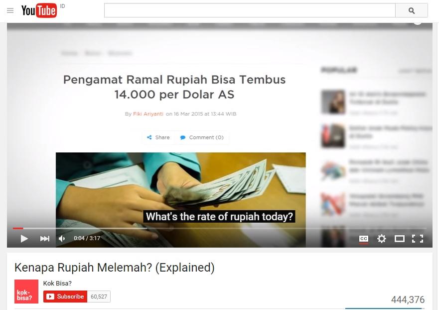 kok bisa youtube