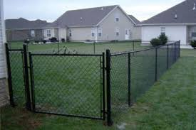 chain-link fence Image