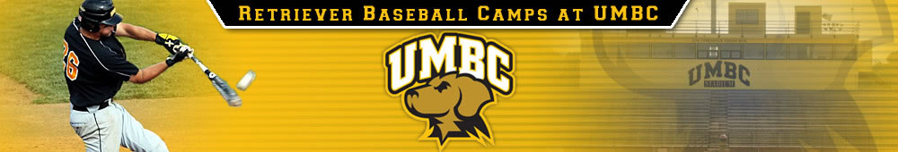 Univ of Maryland Baltimore Co Baseball Camps