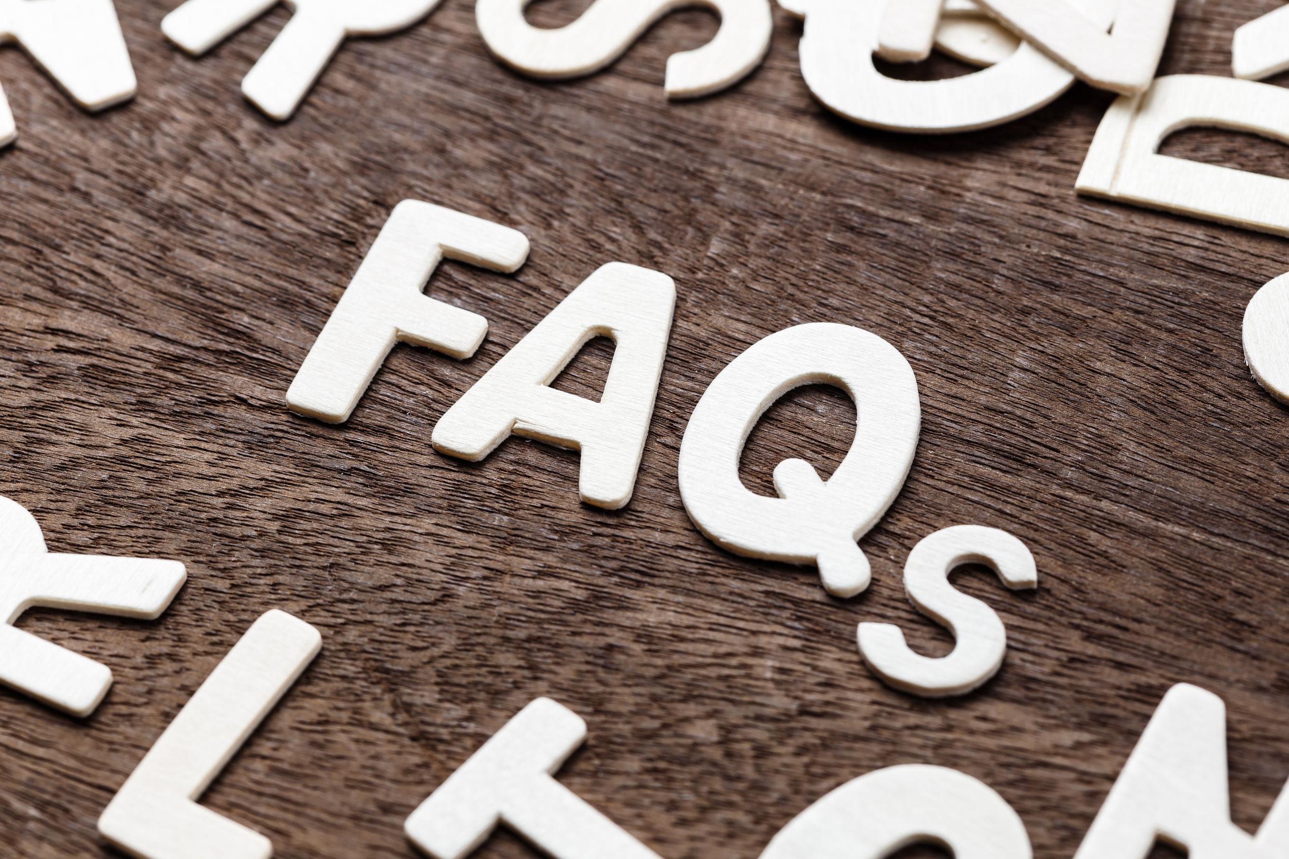 Halaman FAQ