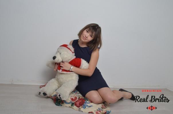 Photo gallery №7 Ukrainian bride Liza