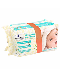Member's Mark Baby Wipes Premium, 80N