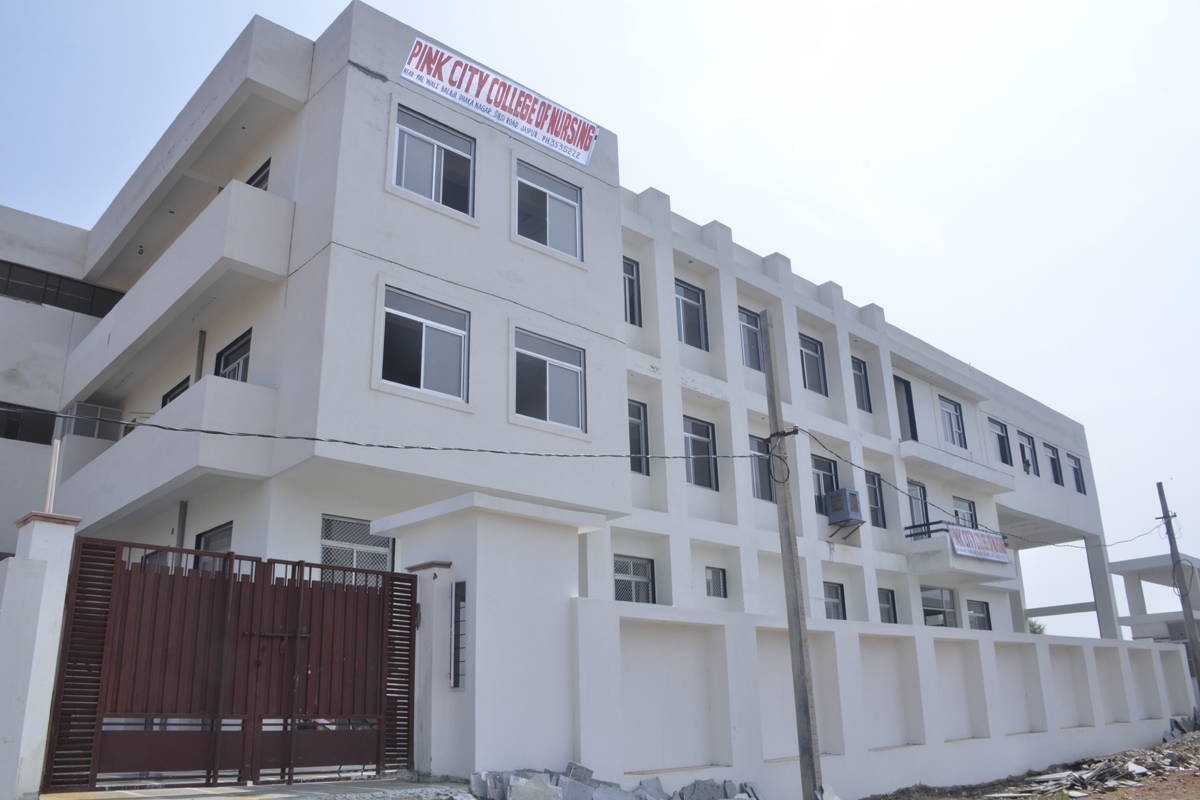 Pink City College Of Nursing Image