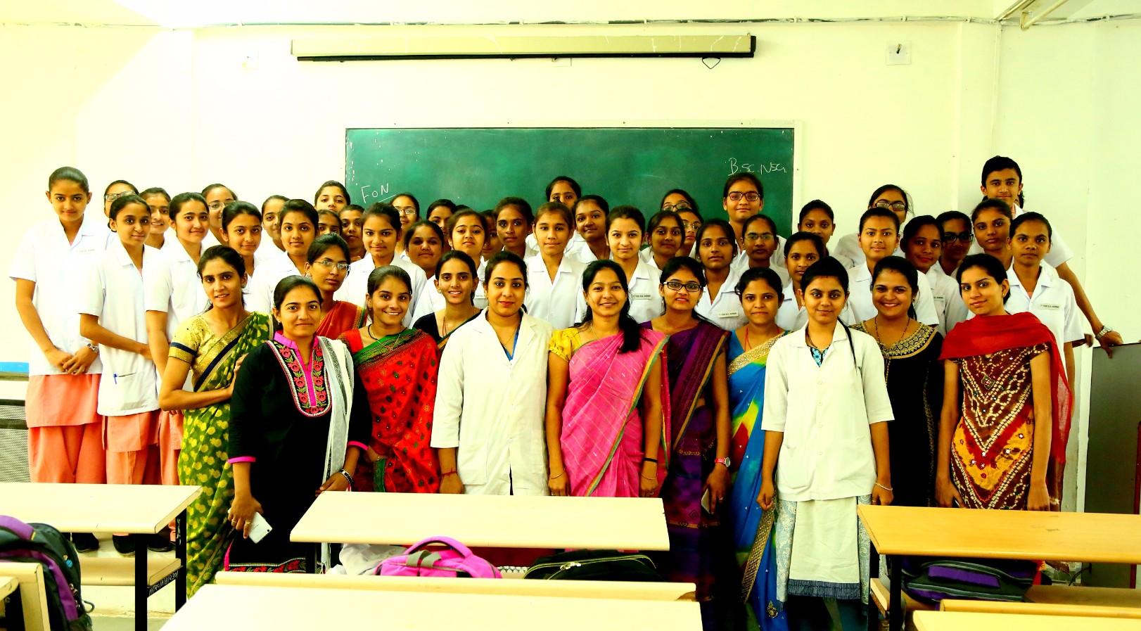Ananya School Of Nursing, Kalol Image