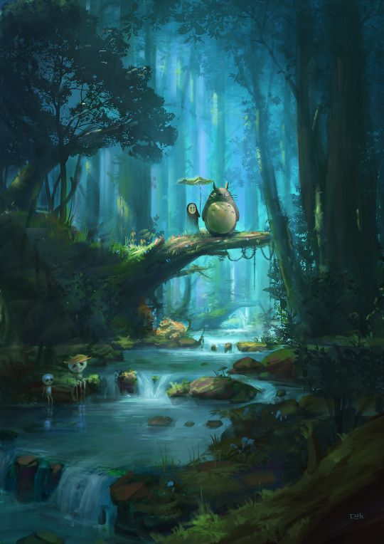 Anime Backgrounds 15