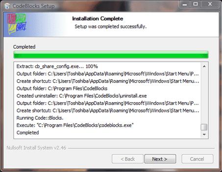 download codeblocks entorno c/c++