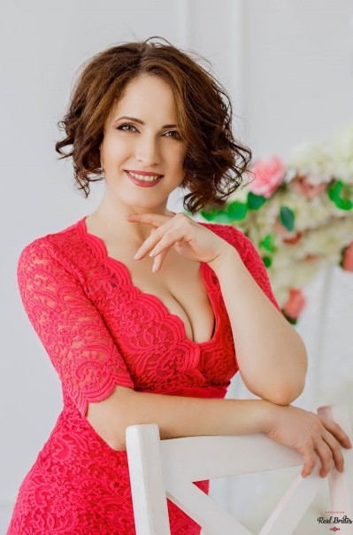 Profile photo Ukrainian lady Kseniya