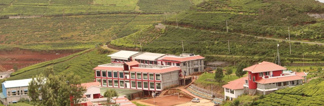 MCGAN's Ooty School of Architecture, Ooty