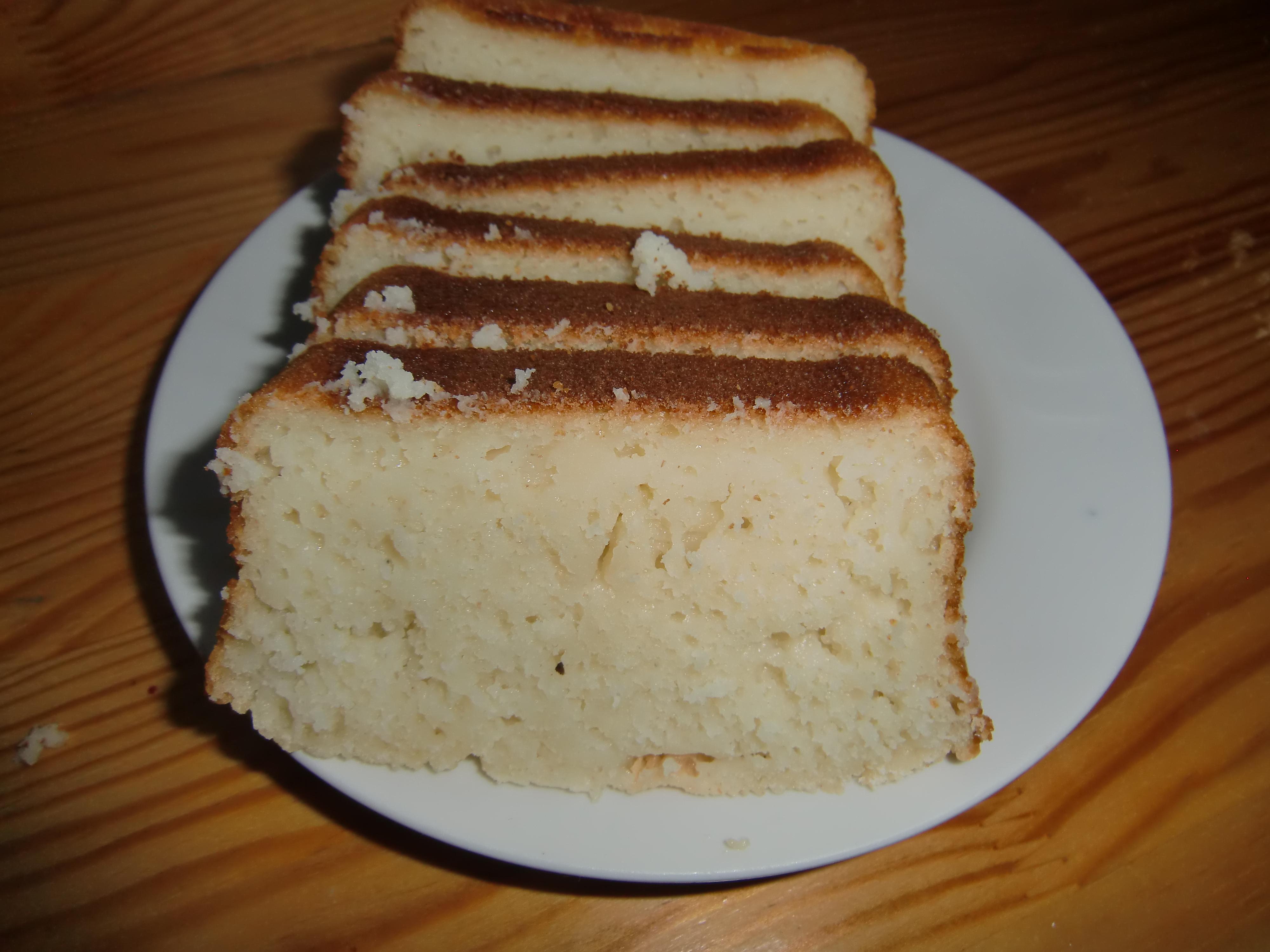 Манник на кефире без масла пошаговый рецепт