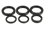 Front Differential Seals Only Kit Polaris Ranger 800 6x6 2012 2013