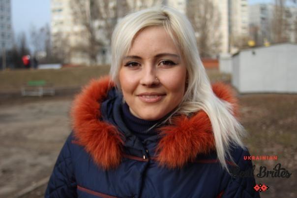 Photo gallery №4 Ukrainian bride Viktoria
