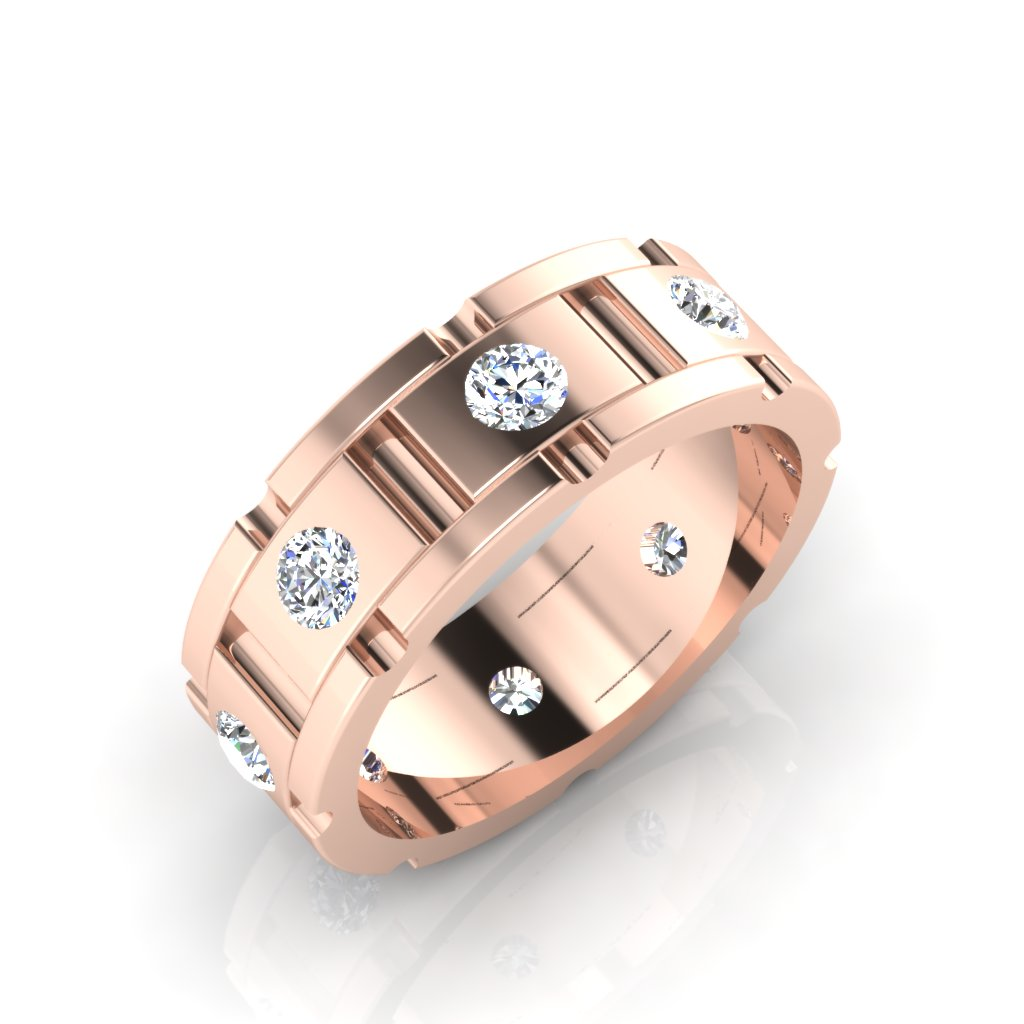 The Jessie Mens Gold Band
