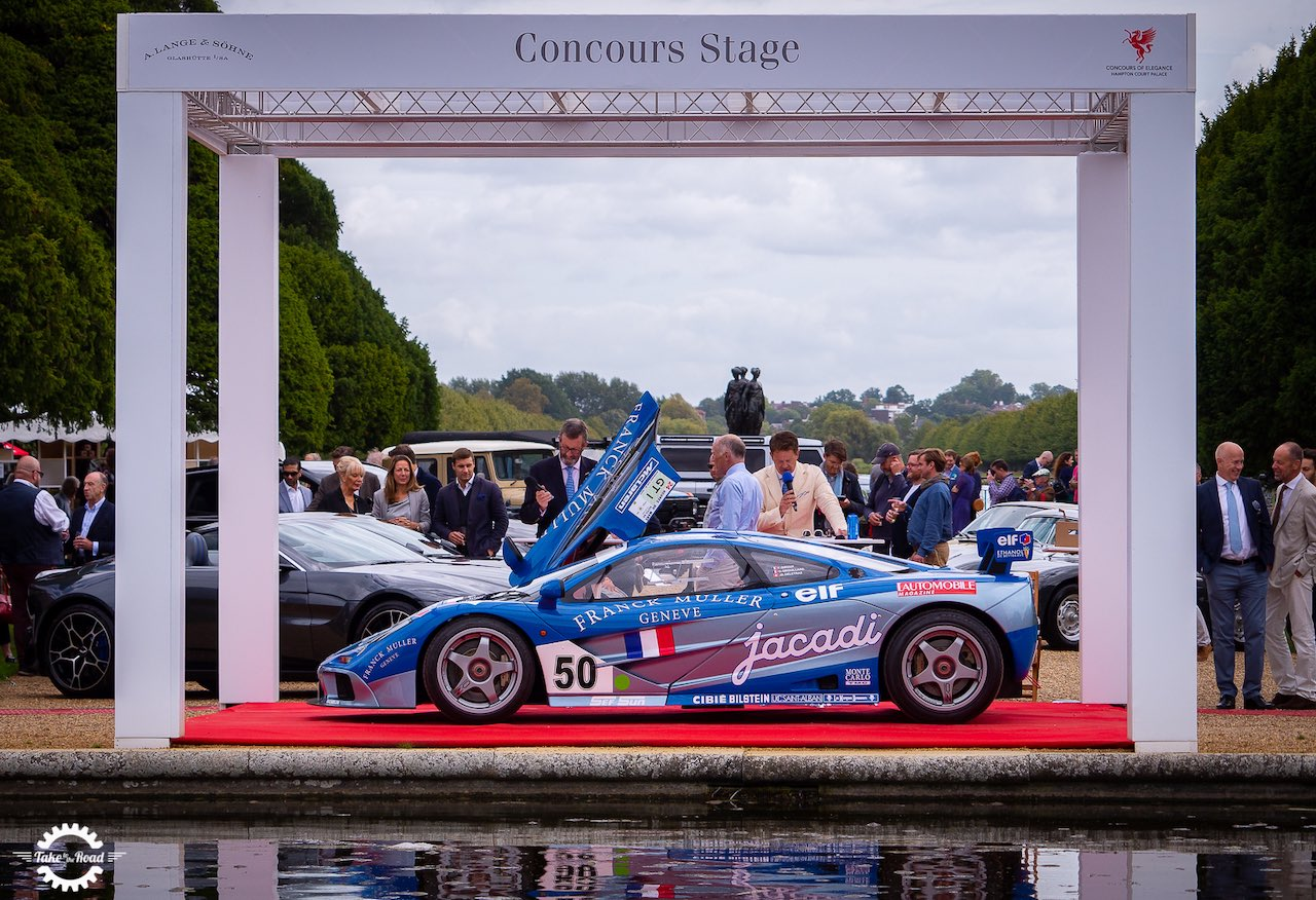 Concours of Elegance 2020 - A display of automotive perfection