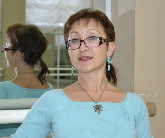 Свой профессионализм в очередной раз подтвердила балетмейстер детского образцового ансамбля танца «Конфетти» Татьяна Честных